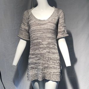 Cabi Cable Knit Tunic